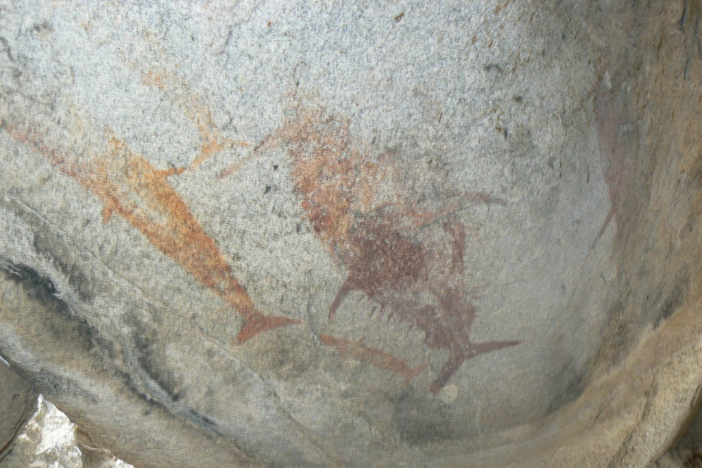 This image has an empty alt attribute; its file name is Cave-Painting-Cacachilas-1024x684.jpg